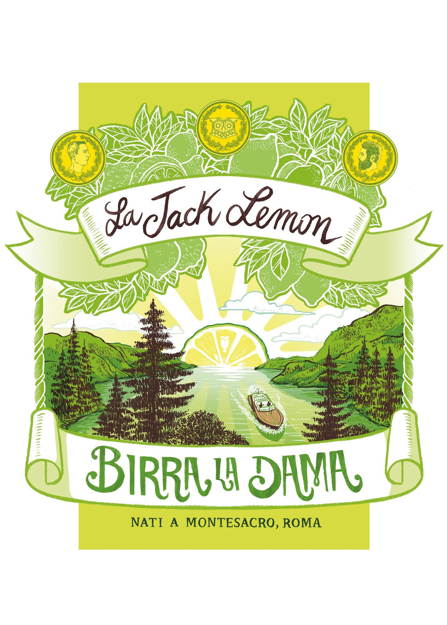 La Jack Lemon
