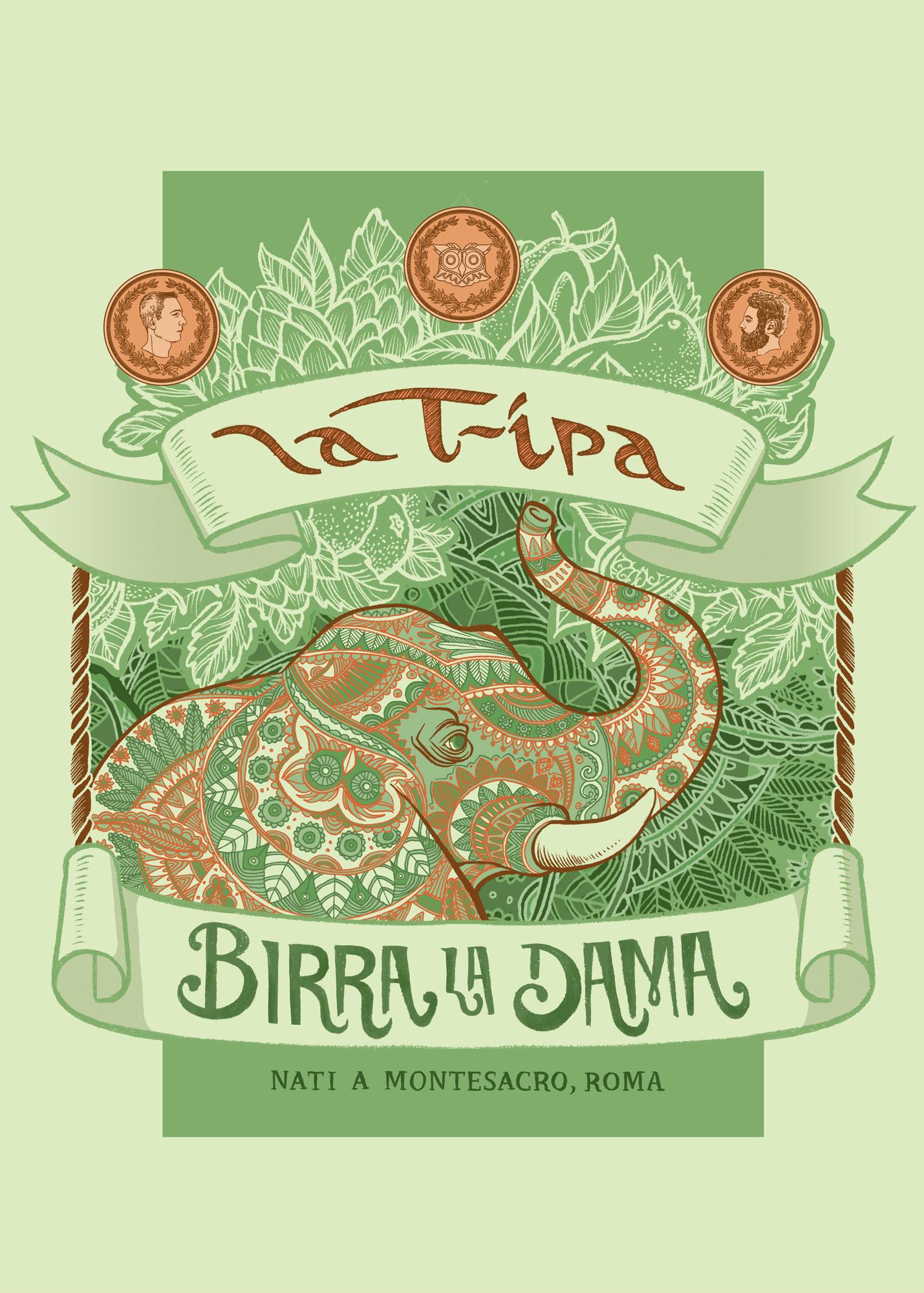 La T-IPA